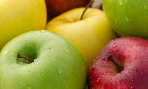 Discover the secrets of apples